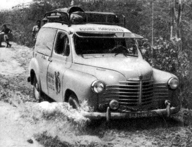 1950 Renault Colorale Savanne