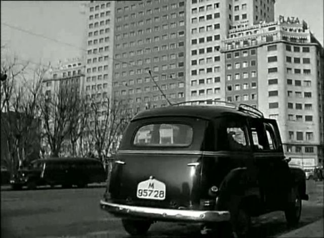 1950 Renault Colorale Taxi a