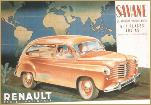 1950 Renault Colorale