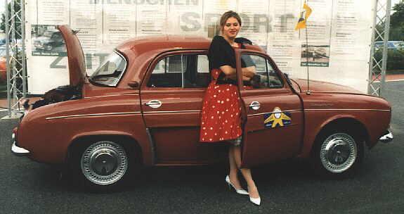 1950 renault dauphine e