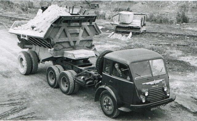 1950 Renault Fainéant Guerre Algerie