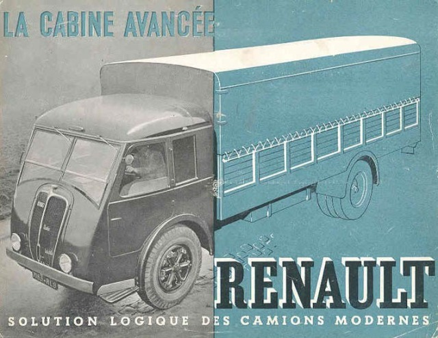 1950 Renault special F