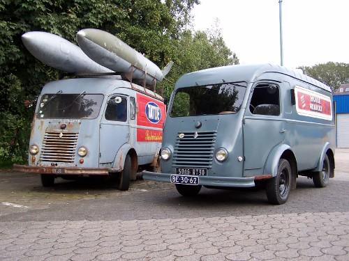 1950 Renaults