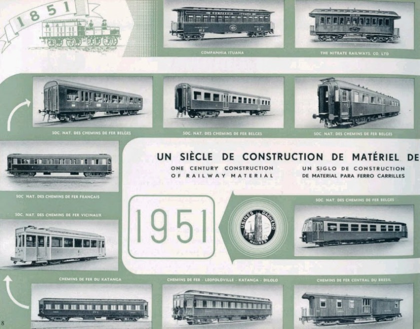1951 100 jaar usines Ragheno