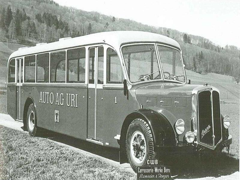 1951 Berna-Ramseier & Jenzer, 4 UPO 463 T1