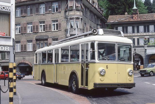 1951 Berna with a Ramseier & Jenzer body b