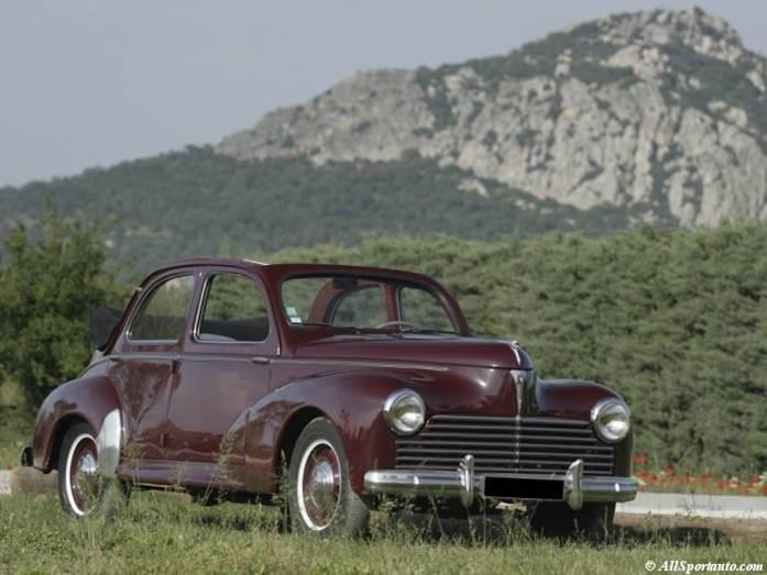 1951 Peugeot 203