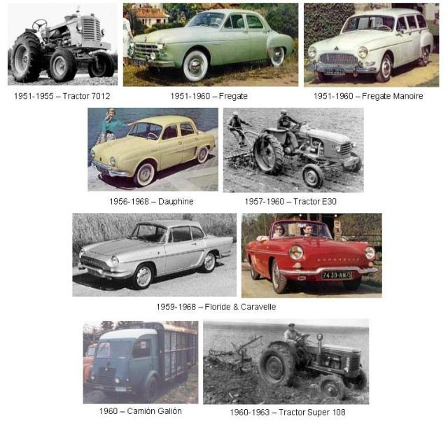 1951 RENAULT-05 1951-1960