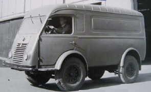 1951 Renault 1400kg