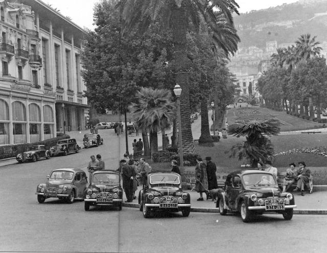 1951 Renault 4 CV (1)Monte Carlo