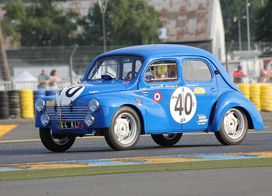1951 Renault 4 CV