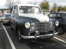 1951 Renault Colorado