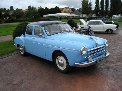 1951 Renault Frégate (1951-1960)