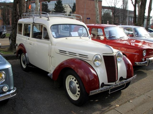 1951 Renault juvaquatre c