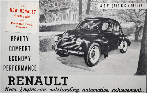 1951 Renault s