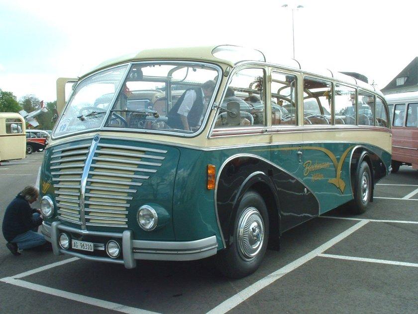 1951 SAURER 3 C H R&J 310