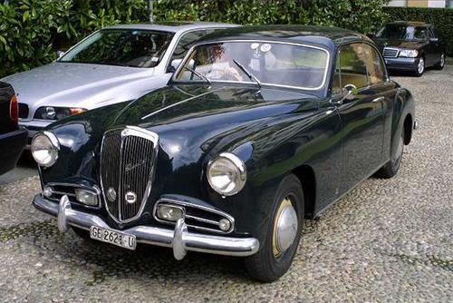 1952-54 Worblaufen Lancia Aurelia B52 b