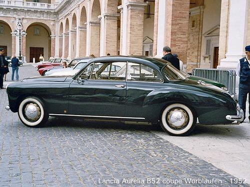 1952-54 Worblaufen Lancia Aurelia B52 c