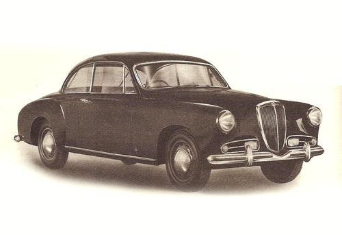 1952-54 Worblaufen Lancia Aurelia B52 d