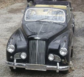1952 pennock-royal Austin Sheerline Princess a