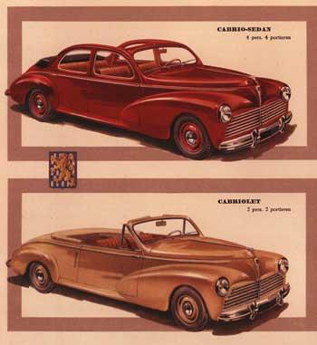 1952 peugeot 203-cabrio-sedan