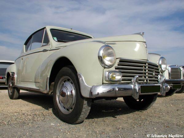 1952 Peugeot 203 Coupé