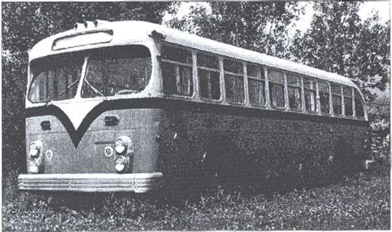 1952 Prevost Citadin a