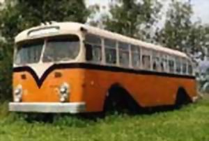 1952 Prevost PO 141-1094 Valleyfield City Transit (Canada)