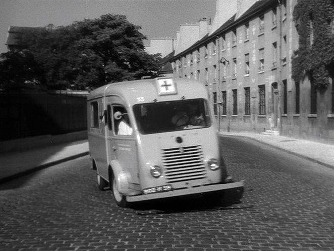 1952 Renault 1000 Kg Ambulance [R2060]