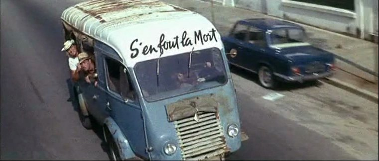 1952 Renault 1400 Kg Car Tropiques [R2066]