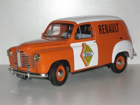 1952 Renault Colorale Prairie