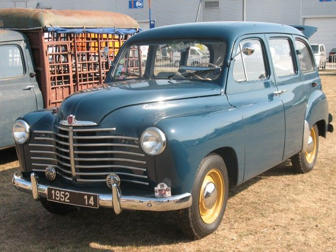 1952 Renault Colorale