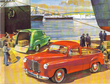 1952 Renault Colorale