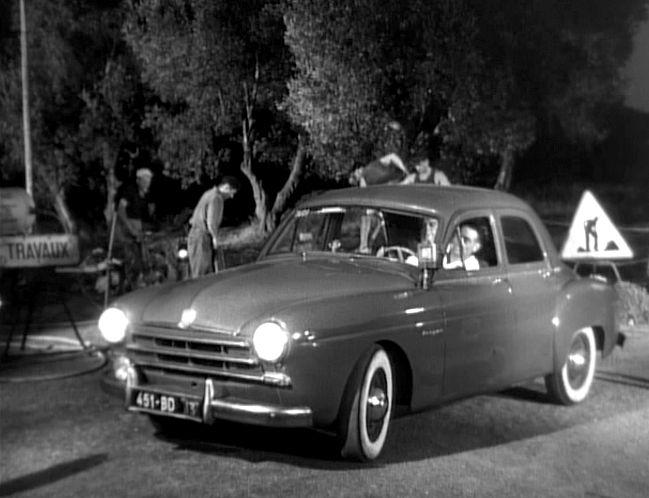 1952 Renault Frégate 11CV