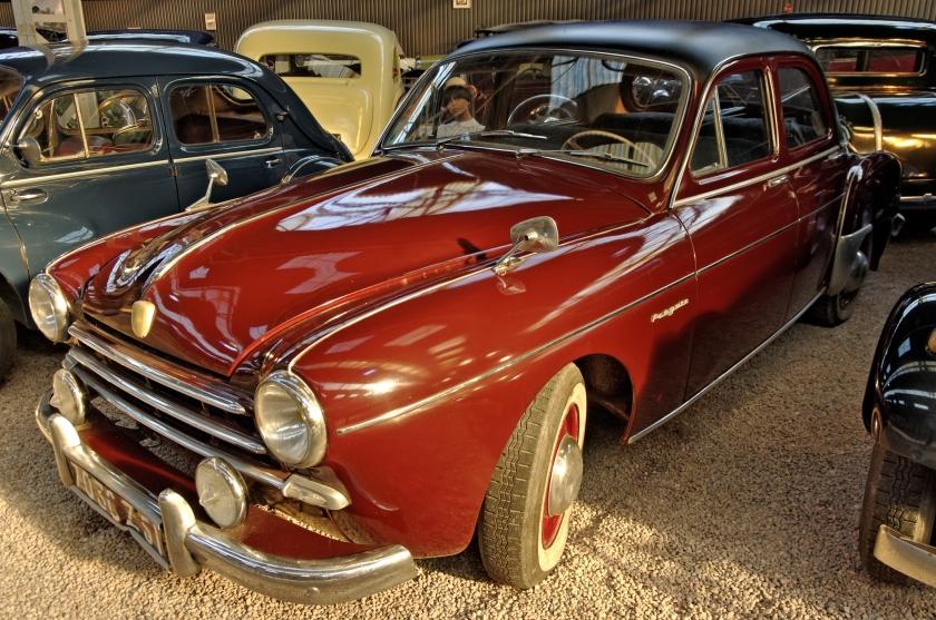 1952 Renault - Frégate