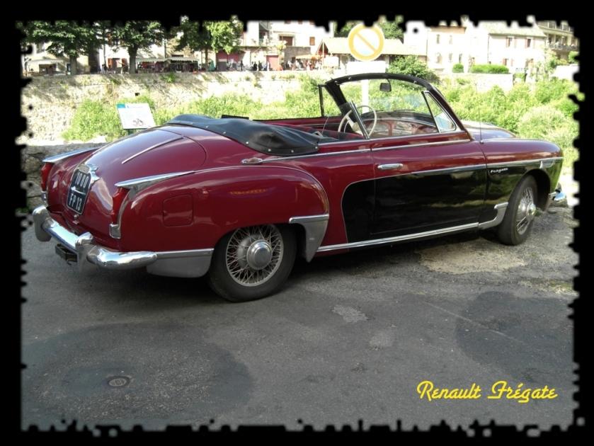1952 Renault Frégate