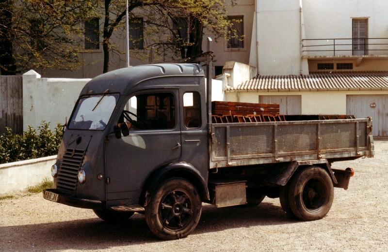 1952 Renault Galion
