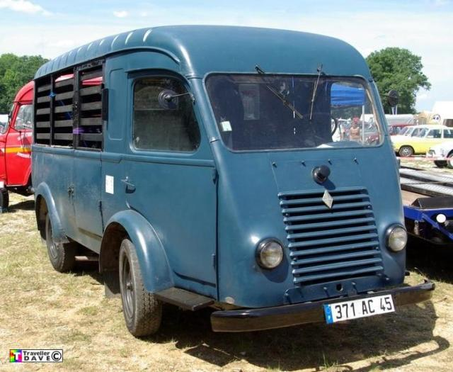 1952 Renault R2060