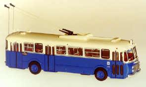 1952 Renault R4231 Trolley