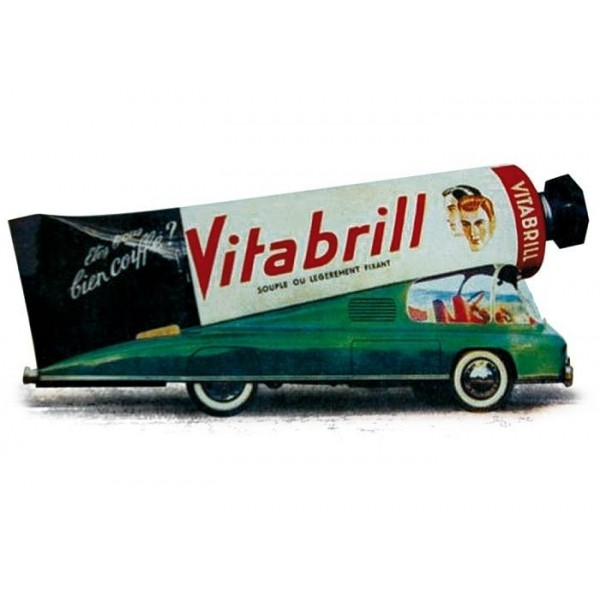 1952 Renault Vitabrill Tour de France