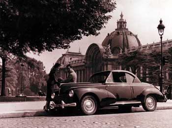 1953 peugeot 203 coupe express