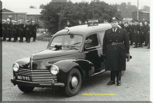 1954 Peugeot 203 NG-71-95
