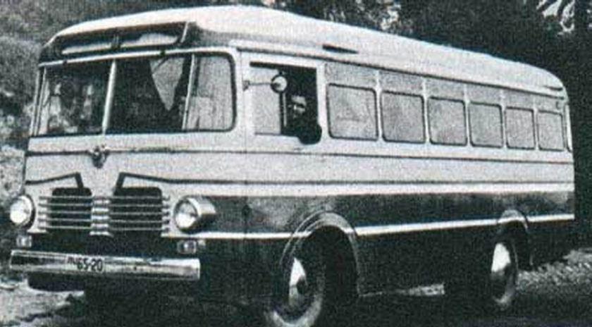 1955-58 RAF 251 29p USSR