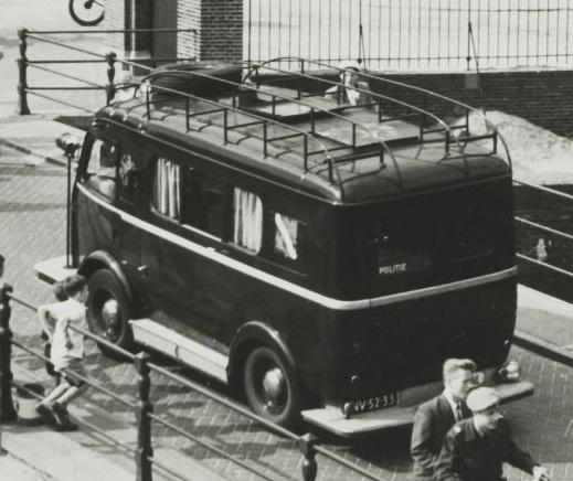 1955 Renault 1000 kg NV-52-33