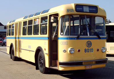1956 Büssing 6500 T  Ragheno