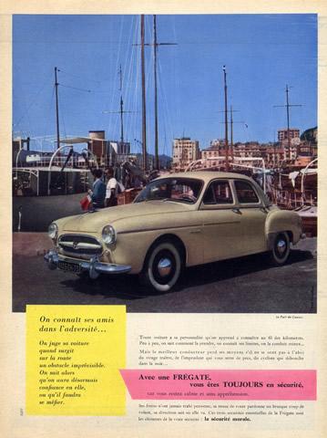 1956 renault-cars-b-fregate-le-port-de-cannes