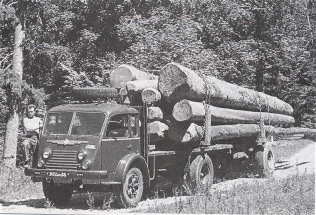 1956 Renault faignant en triqueballe grumier