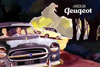 1957 peugeot 403-a