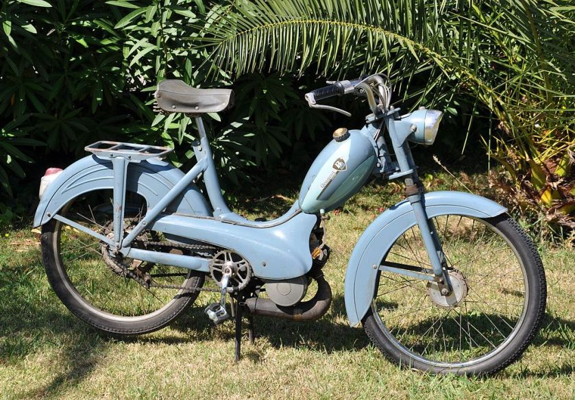 1957 Peugeot mobylette