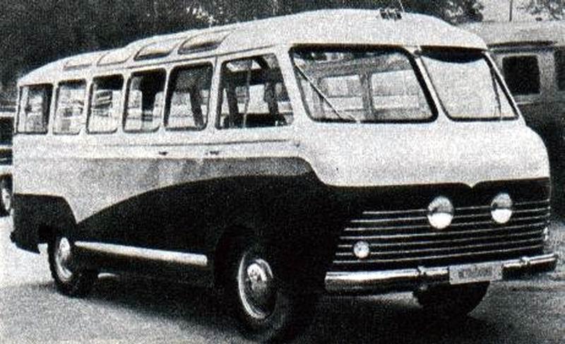 1957 RAF 10 9s 4x2